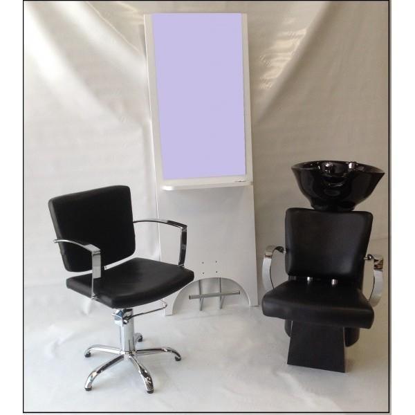 Lavacabezas silla de peluqueria tocador tocadores lava - Sillas para tocador ...