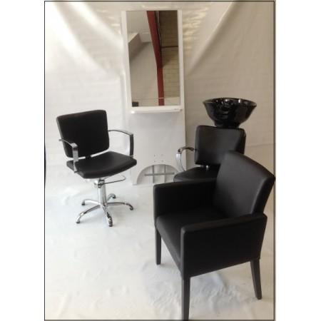 Lavacabezas silla de peluqueria tocador tocadores lava for Sillas de peluqueria