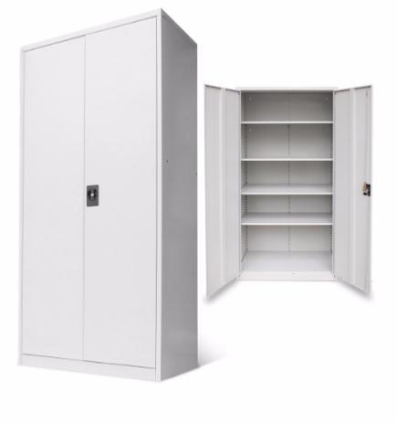 Archivador armario met lico con cerradura mobiliario for Mueble archivador oficina