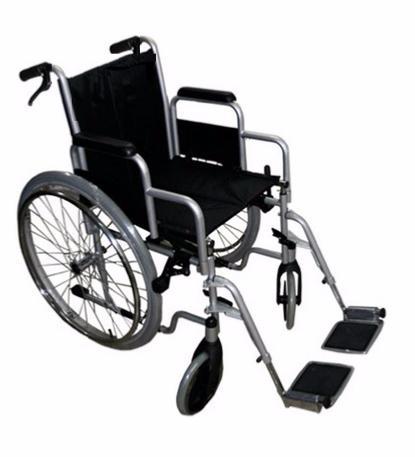 Silla de ruedas plegable ortopedia - Ortopedia silla de ruedas ...