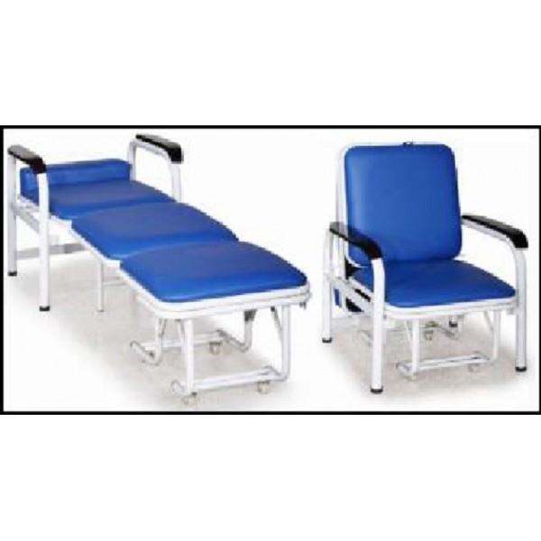 Silla plegable para acompa ante cama plegable para for Sillas para hospital