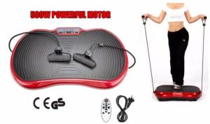 Plataforma vibratoria Ultra-Slim Body Shaper 500 w